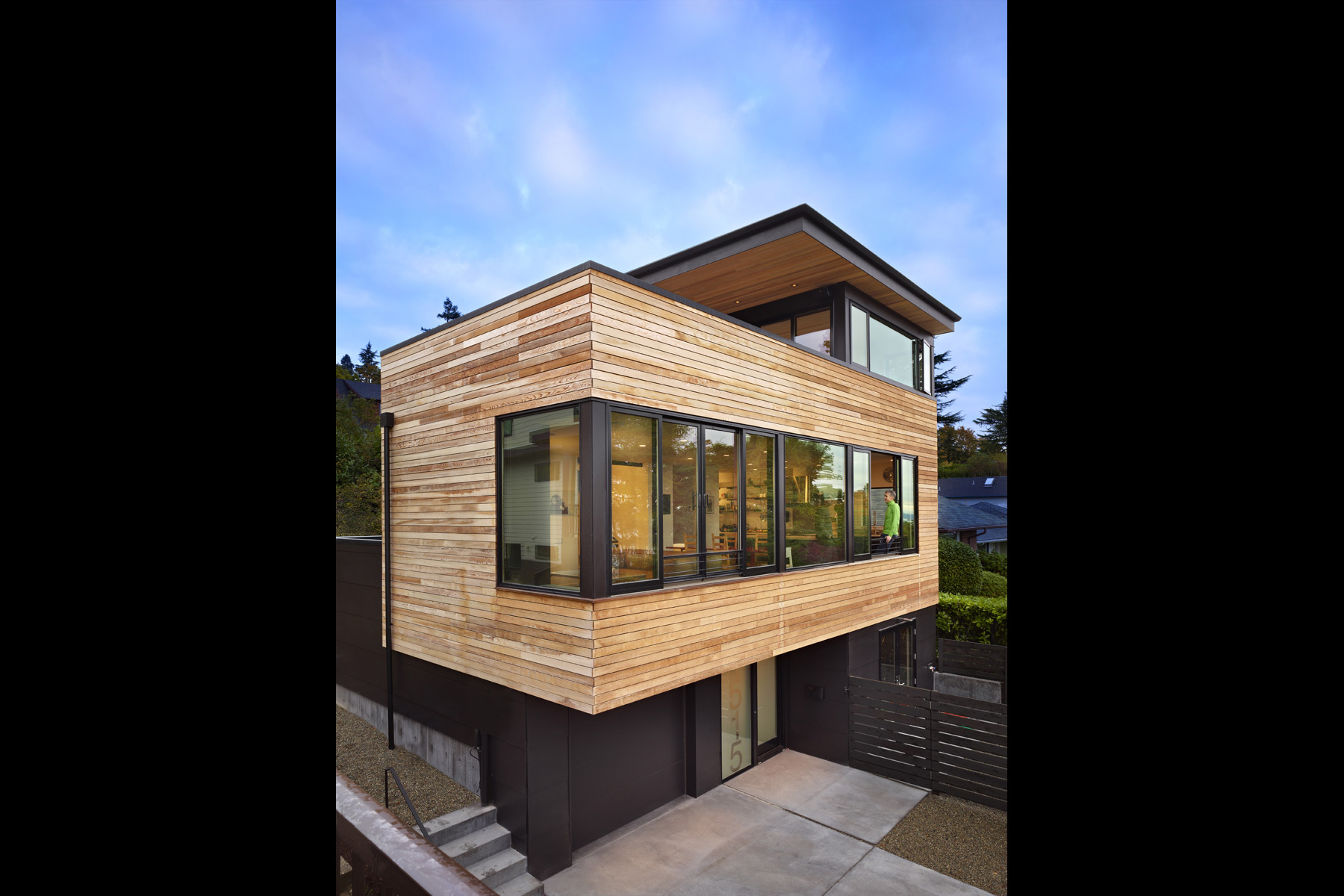 chadbourne + doss architects | cycle house - chadbourne + doss